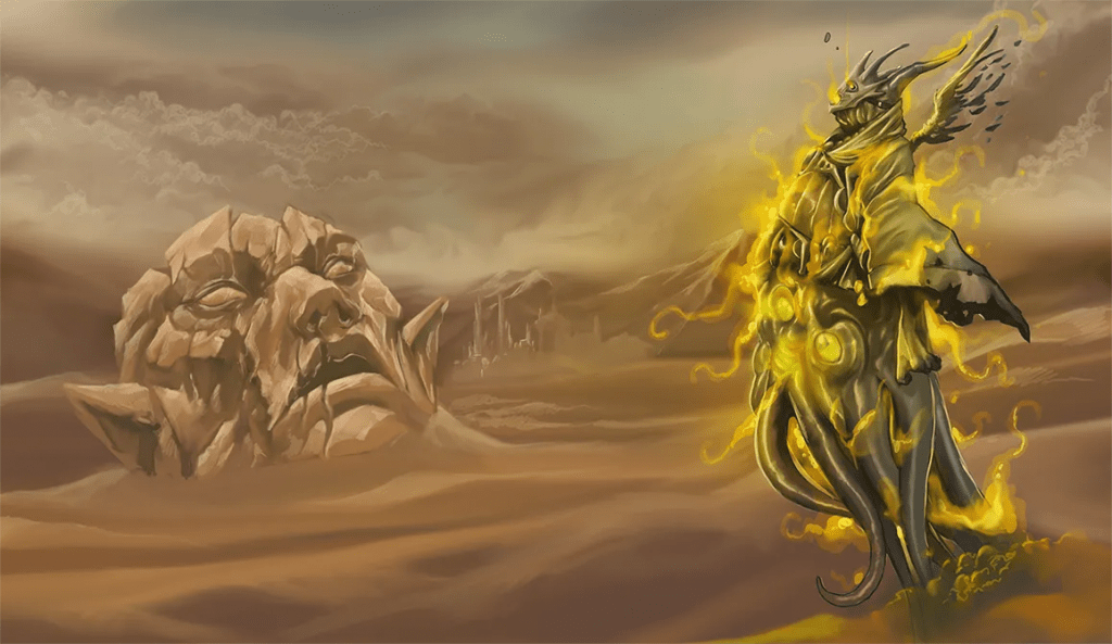 Cold Iron - Hastur - The King in Yellow Last Boss (Digital)