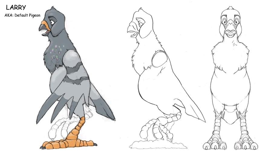 PigeonDefault