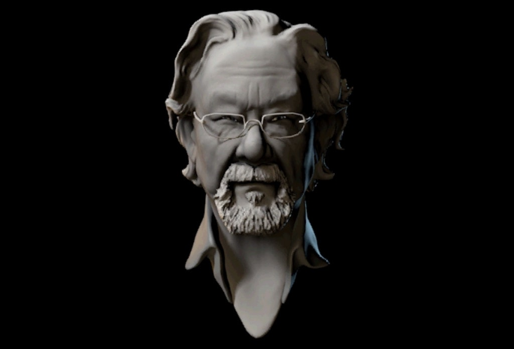 Silverback Interactive - Suzuki for Nature of Things (Sculpt/Topo/Rig/Animated)